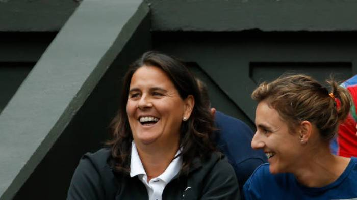 Conchita Martinez says she won't coach Muguruza in the next events