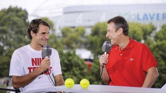 Mats Wilander: 'Roger Federer is playing better than ten years ago'