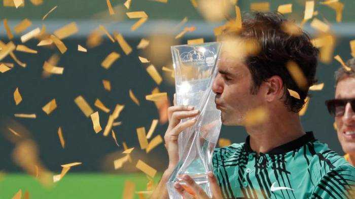 Adriano Panatta: 'The older Federer gets, the better he plays'