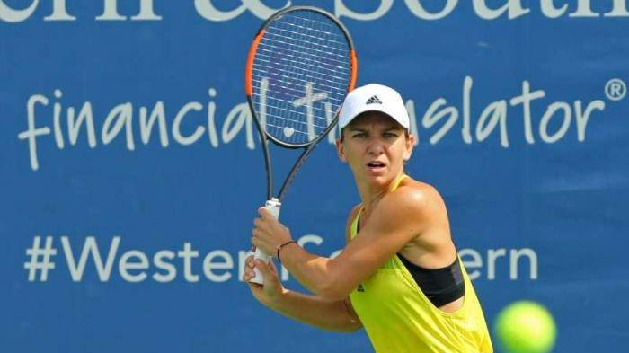 WTA Cincinnati - Simona Halep is just one win away from being World No. 1!