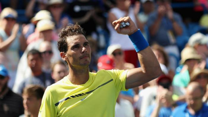 ATP RANKINGS 21-08-2017: Rafael Nadal is the new world number 1!