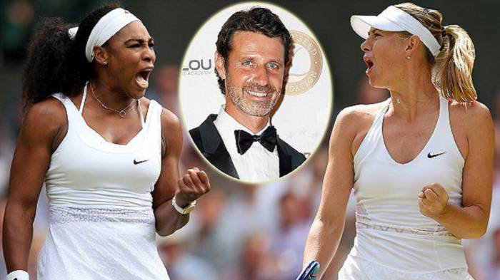 Mouratoglou: 'Wild cards to Sharapova are a wrong message to fans'