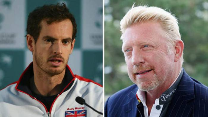 Boris Becker: 'Andy Murray cannot pretend to be 20'
