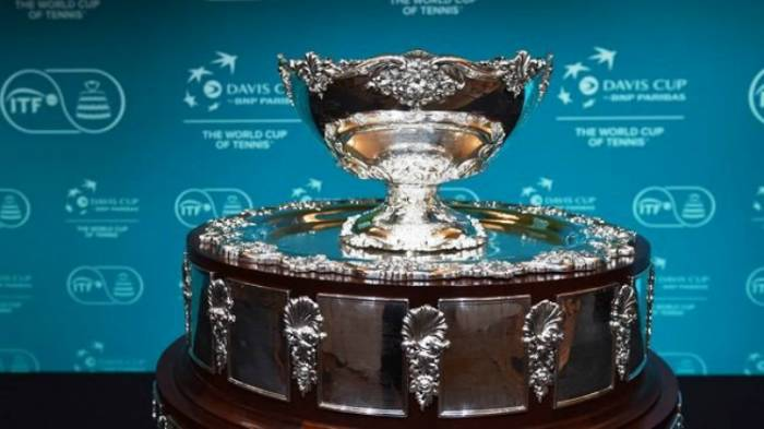 Davis Cup semis all-square as Kyrgios and Tsonga fly the flag