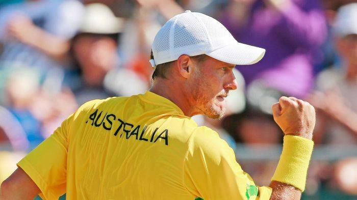 Lleyton Hewitt: There is no greater honour in playing for your country