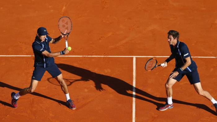 Davis Cup: Mahut and Herbert earn the second point for France