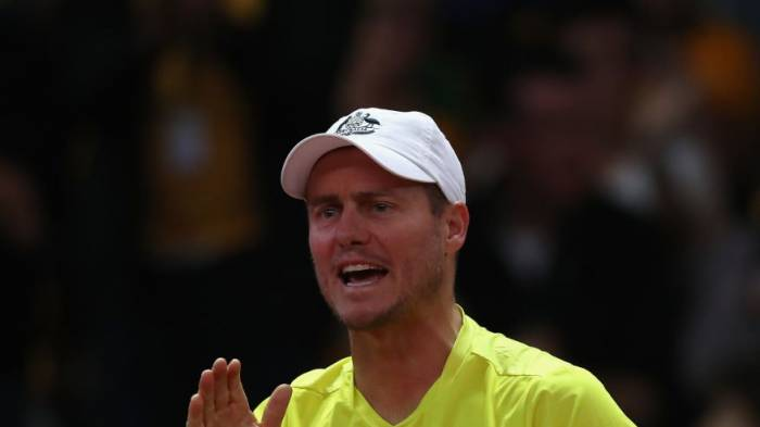 Lleyton Hewitt: 'We need one out of two matches tomorrow'