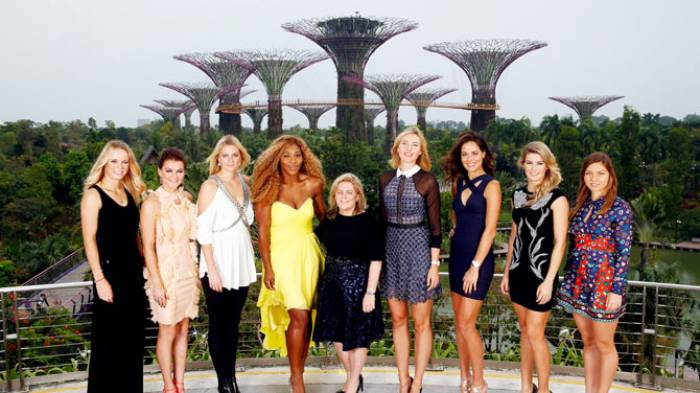 WTA Finals singles field may be expanded to 16 players