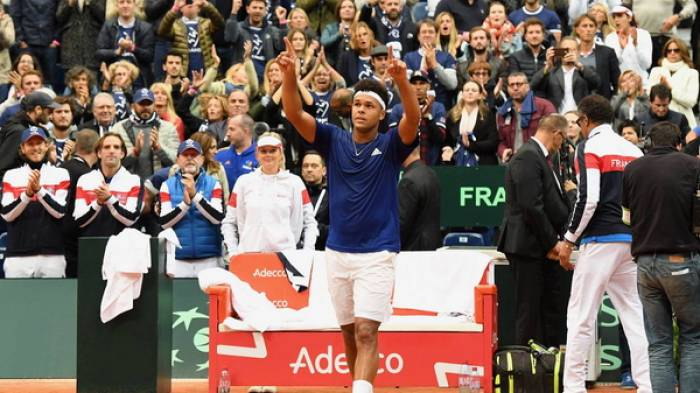 Davis Cup: Tsonga ousts Lajovic to send France into 18th Davis Cup final
