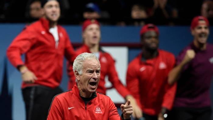 John McEnroe: 'ATP made a mistake not realizing Laver Cup