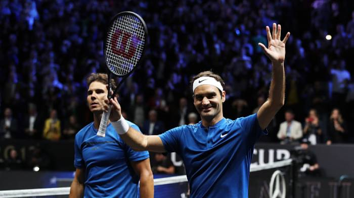 2acf4072ec7 Revealed  Roger Federer and Rafael Nadal s Laver Cup appearance fees!