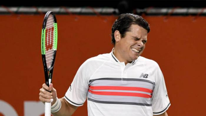Milos Raonic shuts down his 2017 season!