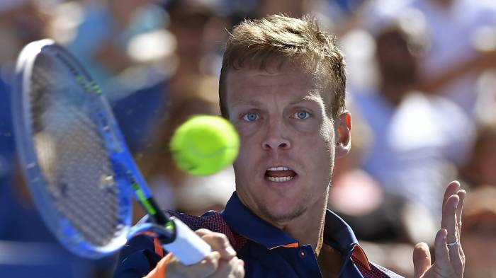 Tomas Berdych done for the season