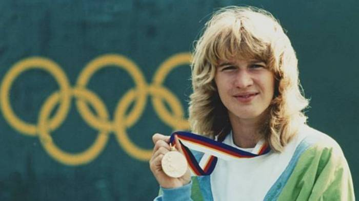 Steffi Graf Golden Slam