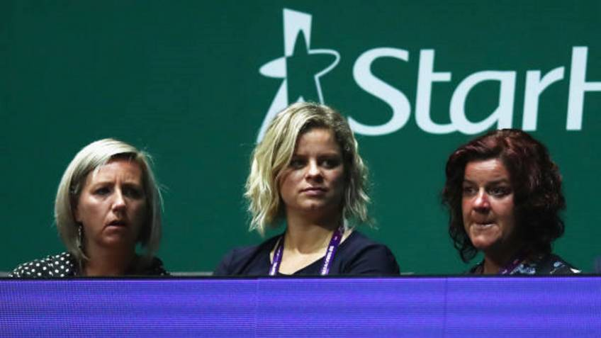 Kim Clijsters reveals negative things about being the world no. 1