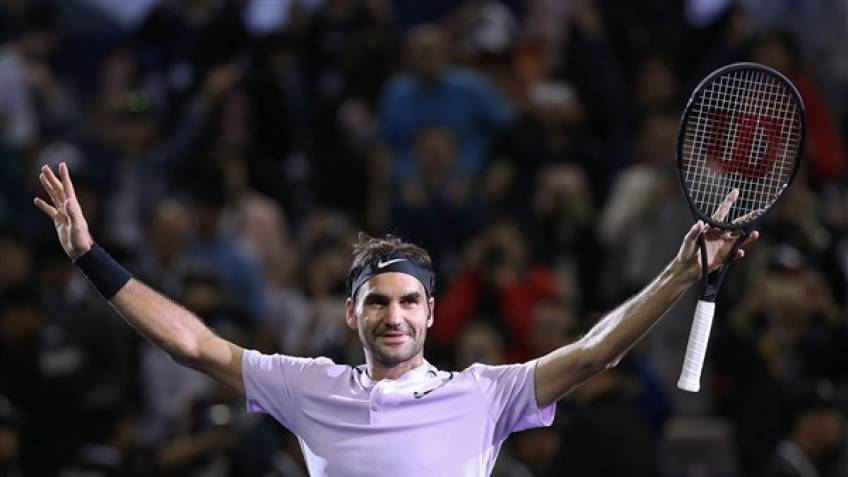 ATP Basel: Roger Federer edges Juan Martin del Potro for 8th title in Basel