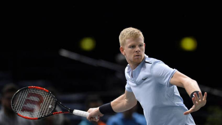 Kyle Edmund signs rich contract with Nike