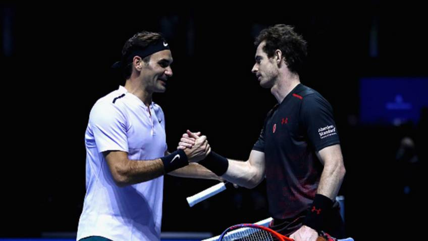 Leon Smith: 'It was very encouraging to see Murray against Federer'
