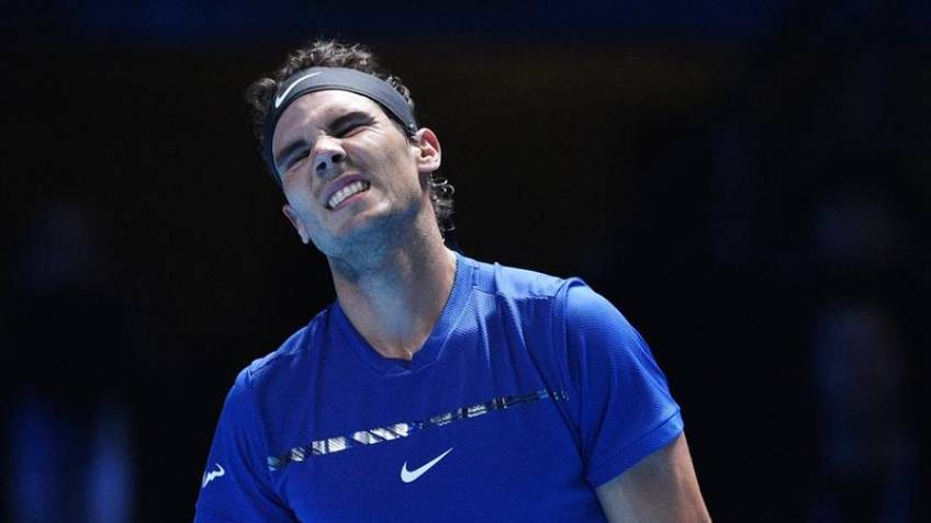 Rafael Nadal withdraws from ATP Finals: 'I am not ready to play'