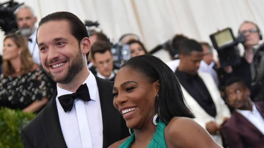 Serena Williams is getting married today in New Orleans!