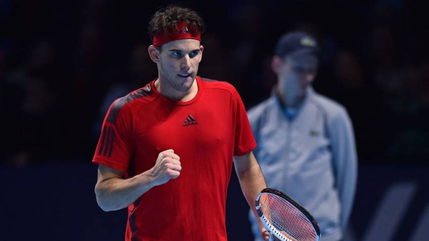 ATP FINALS - Friday Schedule: winner of Thiem-Goffin will reach semifinals
