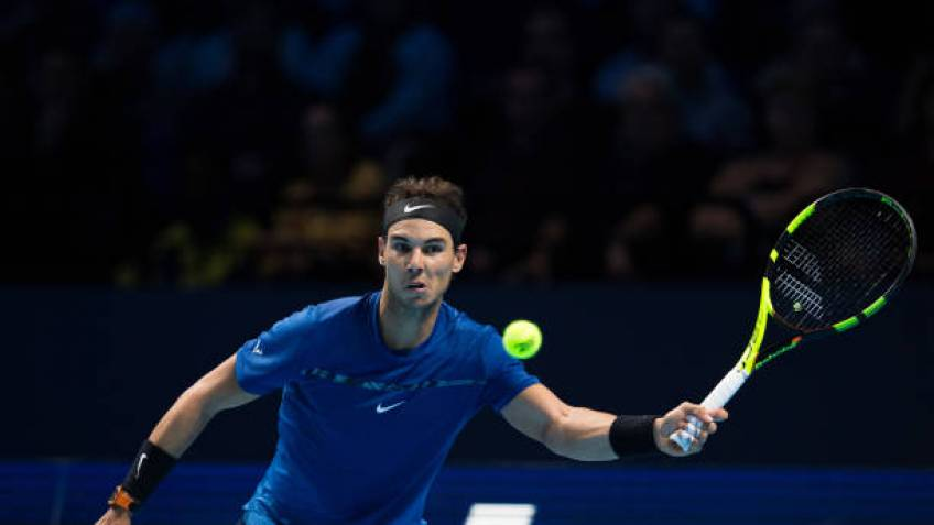Rafael Nadal named the Best Spanish Male Athlete in 50 years