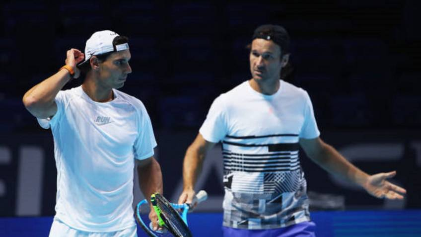 Moya: 'Not easy for Djokovic,Murray to return as well as Nadal and Federer'