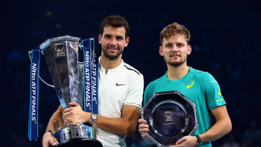 ATP RANKINGS: Nadal, Federer, and Dimitrov are the best players of 2017