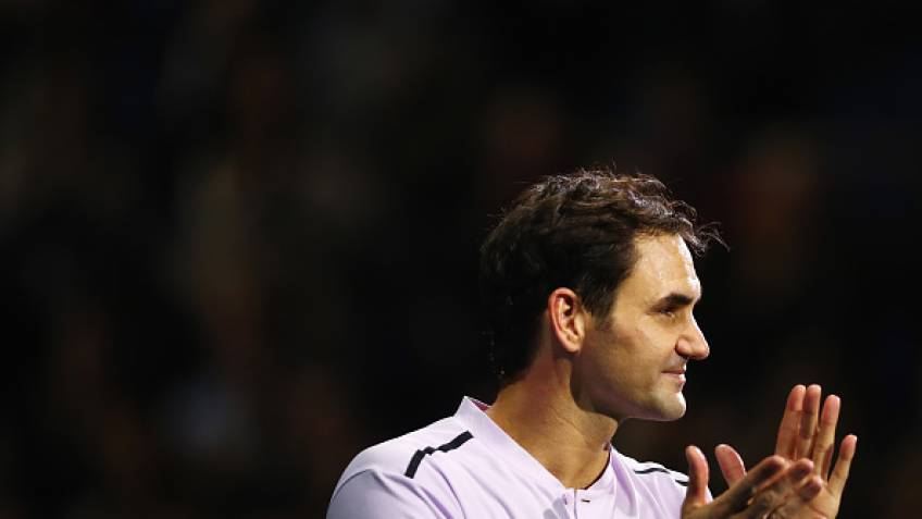 Roger Federer to get an Honoris Causa Degree from Basel University