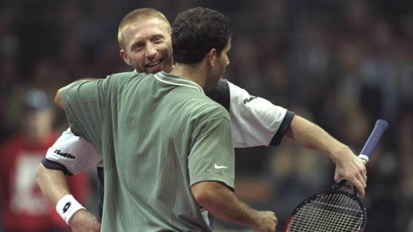 November 24, 1996: Sampras edges Becker in one of the greatest matches ever
