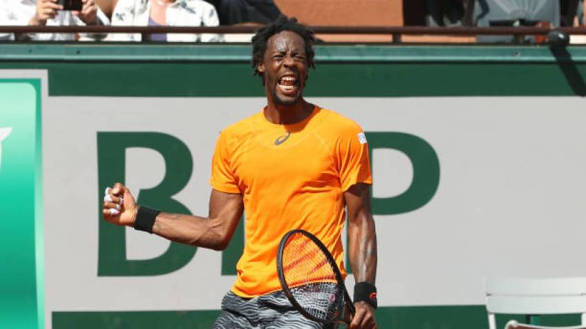 Gael Monfils: 'My goal is still to win a Grand Slam title'