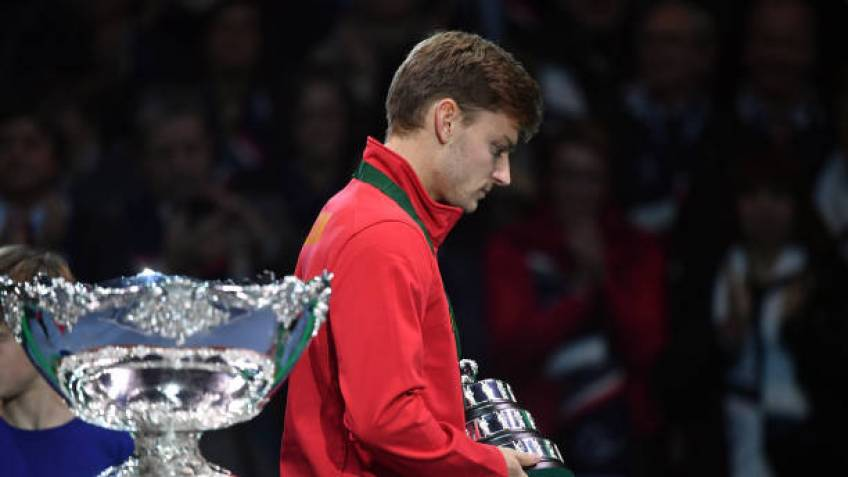 David Goffin: 'This is a great team, I hope this final is not the last one'