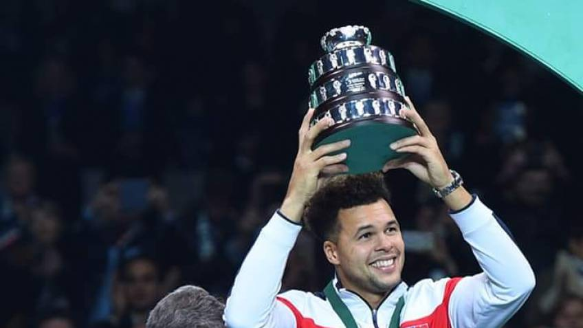 Jo-Wilfried Tsonga: 'I eyed the Davis Cup title for 10 years'