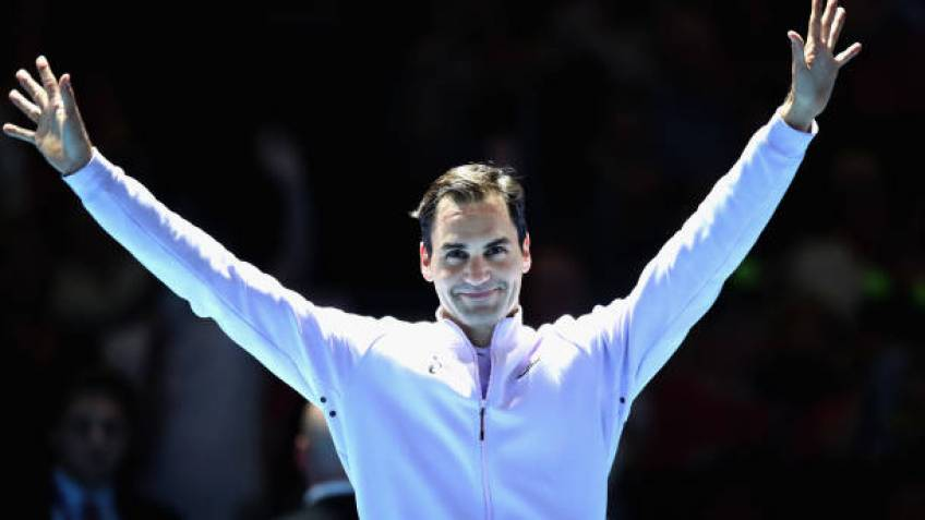 Roger Federer nominated for Swiss Best Athlete of the Year award