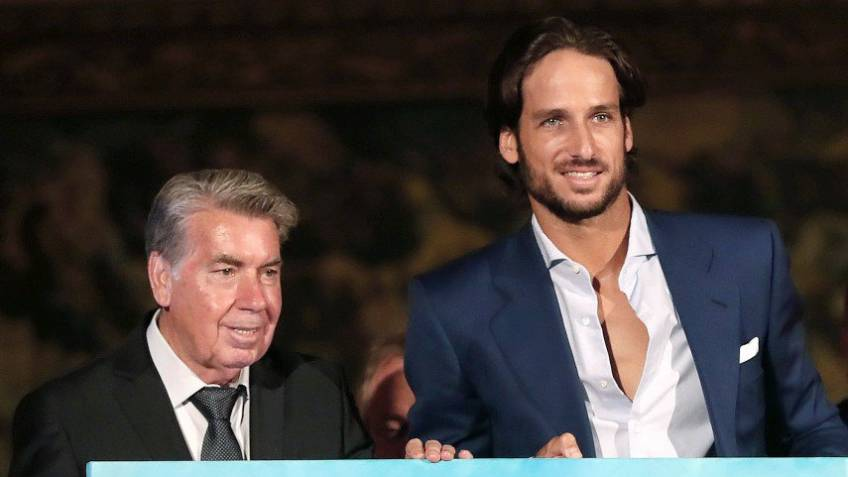 Feliciano Lopez becomes joint Madrid event director