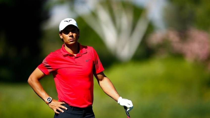 Golf charity event featuring Rafael Nadal raises 600,000 dollars
