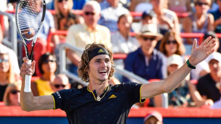 Alexander Zverev: 'This is just the beginning, I am already back at work'