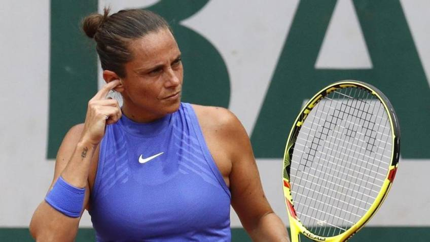 Roberta Vinci: 'Ernests Gulbis is attractive, he has always interested me'