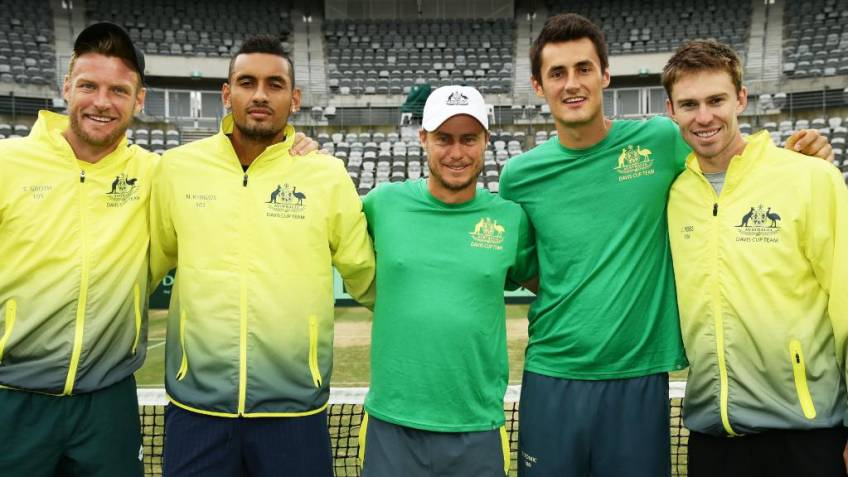 Lleyton Hewitt speaks about Kyrgios and Tomic