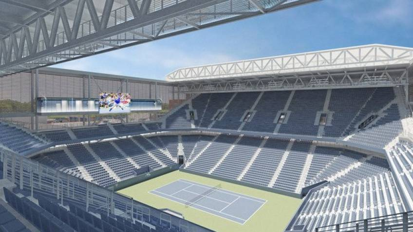 Us Open Here Is How New Louis Armstrong Stadium Will Look