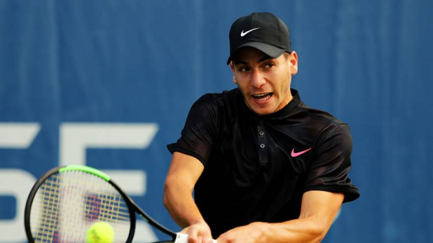 17-year-old Yshai Oliel wins first Futures title at home in Israel