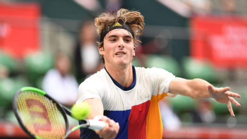 Stefanos Tsitsipas - New tennis star from the land of ancient Greece