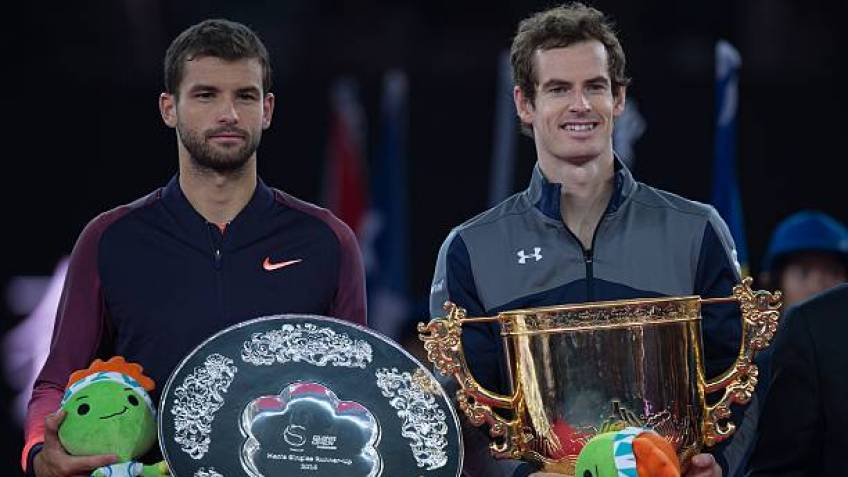 Dimitrov: 'If there's one person that can return, that's Andy Murray'