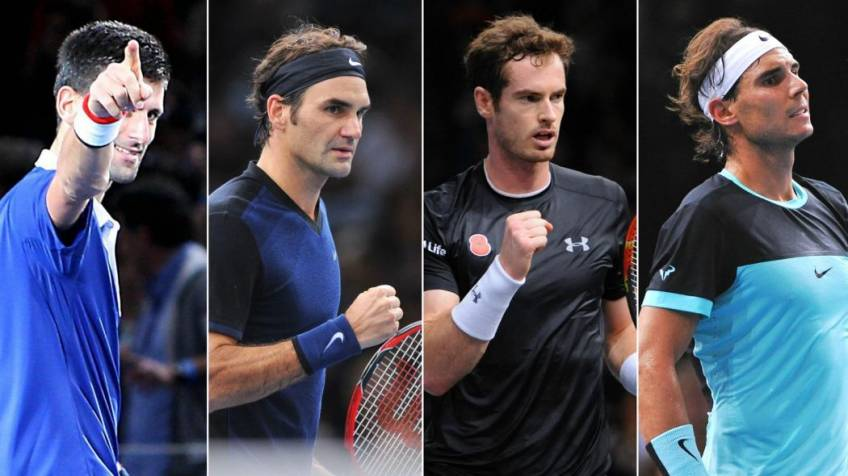 Federer Nadal Djokovic Murray Who Has Marked The Last Years The Most