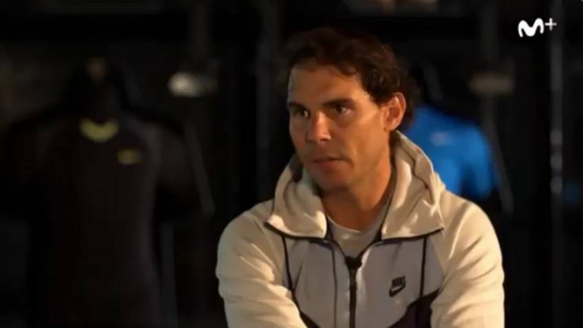 Rafael Nadal on his most special achievement ever