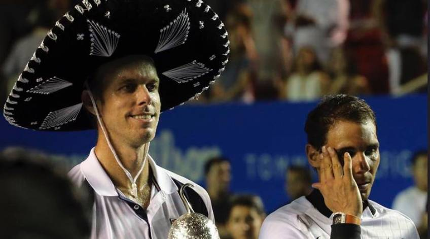 Sam Querrey ruled 2017 Mexican events. Can he do it with others in 2018?