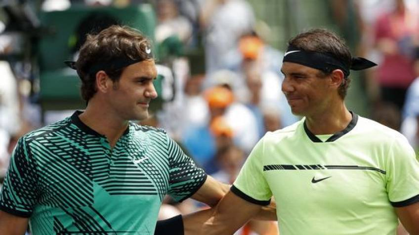 Rafael Nadal: 'Roger Federer and I have brought a lot to tennis'