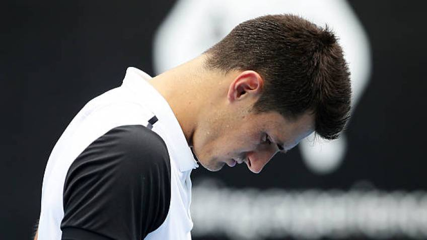 Bernard Tomic set to miss Australian Open for the first time in a decade