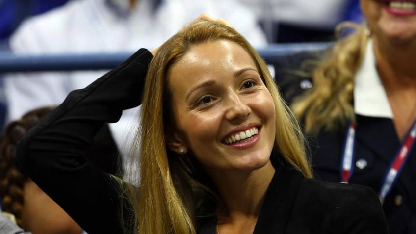 Jelena Djokovic Says She is Looking Forward to 2018 After a Difficult 2017