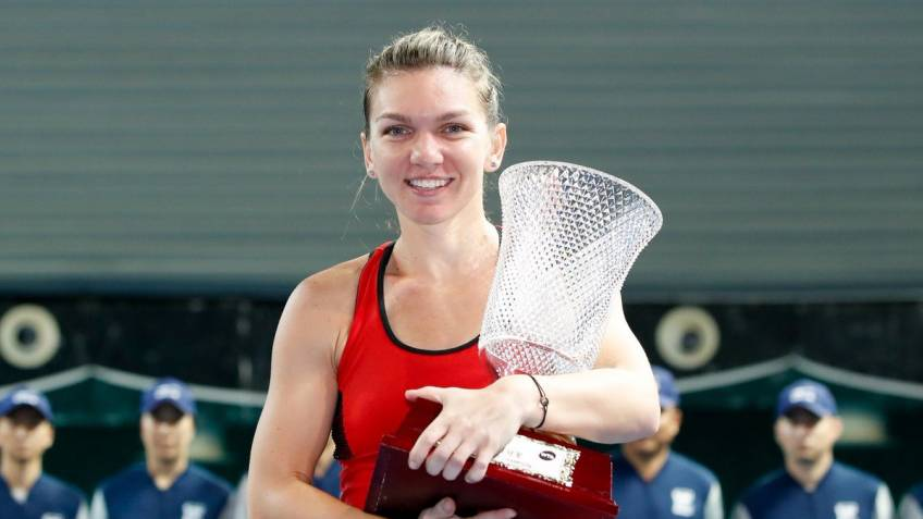 Image result for halep wta
